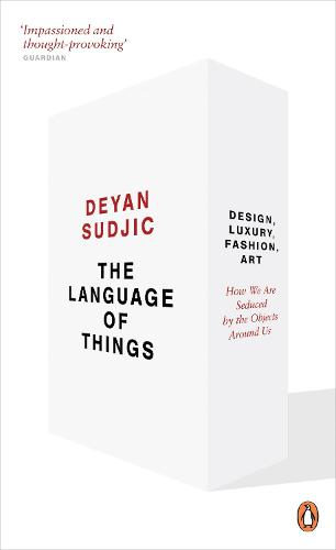 The Language of Things (Paperback)