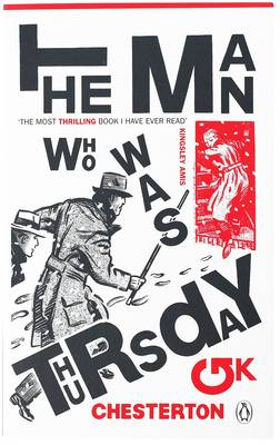 The Man Who Was Thursday: A Nightmare - Penguin Classics (Paperback)