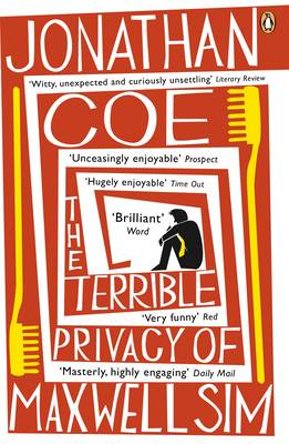 The Terrible Privacy of Maxwell Sim (Paperback)