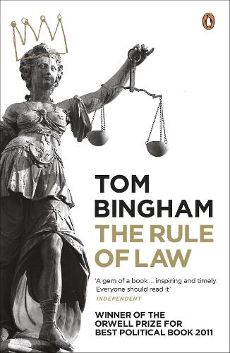 The Rule of Law (Paperback)