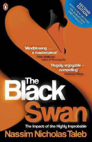The Black Swan: The Impact of the Highly Improbable (Paperback)