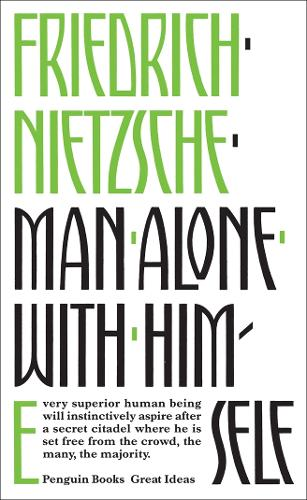Man Alone with Himself - Penguin Great Ideas (Paperback)