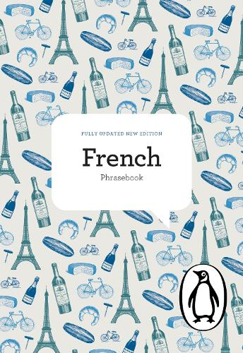 The Penguin French Phrasebook (Paperback)