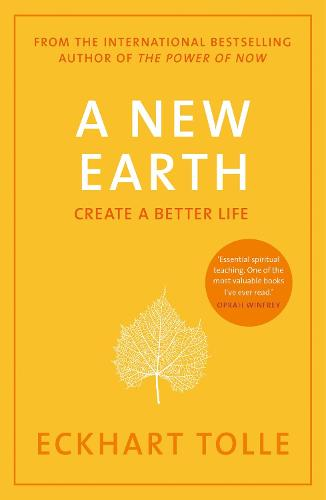 A New Earth: Create a Better Life (Paperback)