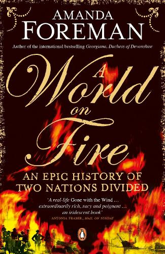 A World on Fire: An Epic History of Two Nations Divided (Paperback)