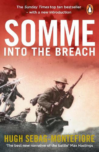 Somme: Into the Breach (Paperback)
