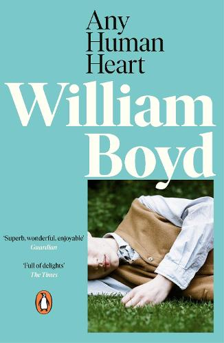 Any Human Heart - Penguin Essentials (Paperback)