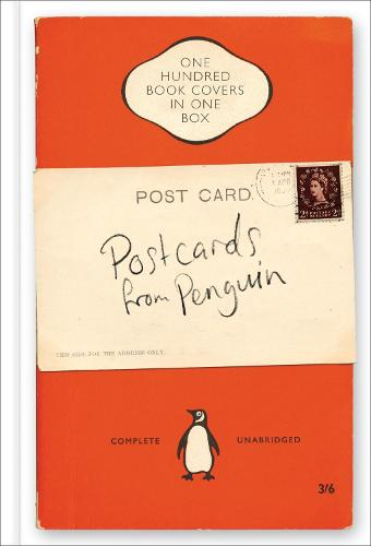 Postcards From Penguin: 100 Book Jackets in One Box (Hardback)