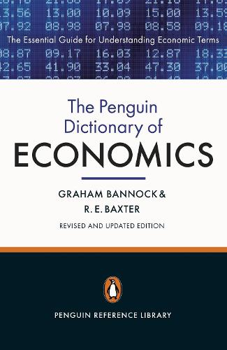 The Penguin Dictionary of Economics: Eighth Edition (Paperback)