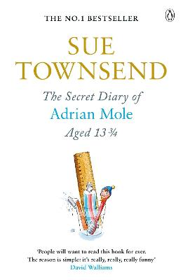 The Secret Diary of Adrian Mole Aged 13 3/4: Adrian Mole Book 1 - Adrian Mole (Paperback)