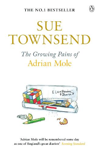 The Growing Pains of Adrian Mole: Adrian Mole Book 2 (Paperback)