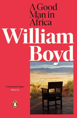 A Good Man in Africa (Paperback)
