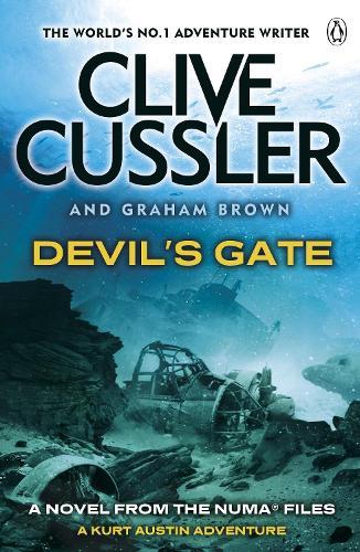 Devil's Gate: NUMA Files #9 - The NUMA Files (Paperback)