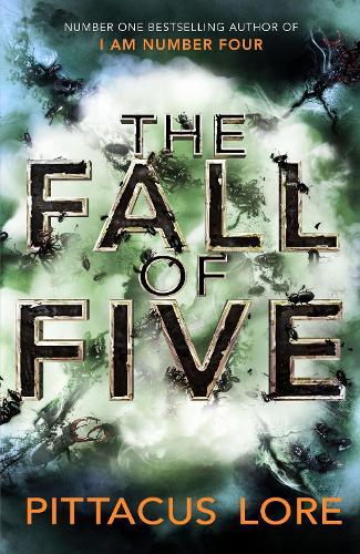 The Fall of Five: Lorien Legacies Book 4 - The Lorien Legacies (Paperback)