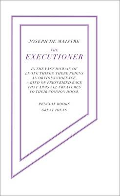 The Executioner - Penguin Great Ideas (Paperback)