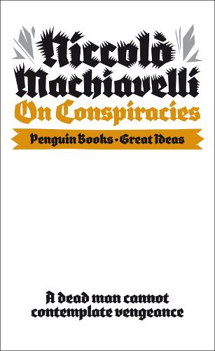 On Conspiracies - Penguin Great Ideas (Paperback)