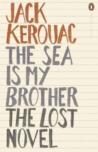 The Sea is My Brother: The Lost Novel (Paperback)