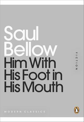 Him With His Foot in His Mouth (Paperback)