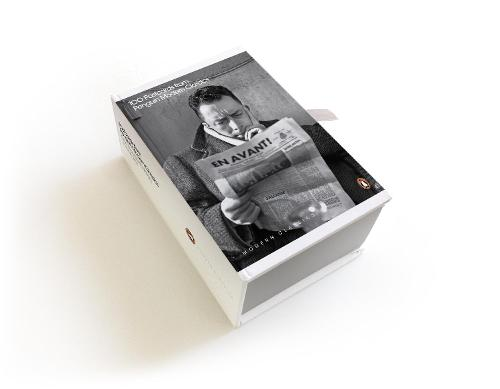 One Hundred Writers in One Box: Postcards from Penguin Modern Classics (Hardback)