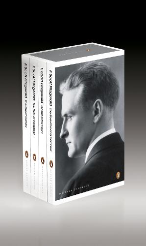 The Essential Fitzgerald Boxed Set: The Beautiful and Damned, The Great Gatsby, This Side of Paradise, Tender is the Night - Penguin Modern Classics