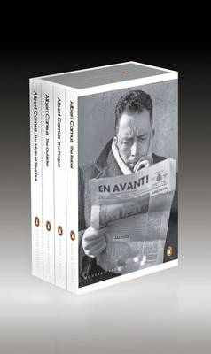 The Essential Camus Boxed Set: The Myth of Sisyphus; The Outsider; The Plague; The Rebel