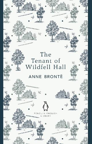 The Tenant of Wildfell Hall - The Penguin English Library (Paperback)