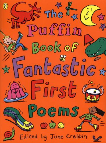 The Puffin Book of Fantastic First Poems (Paperback)