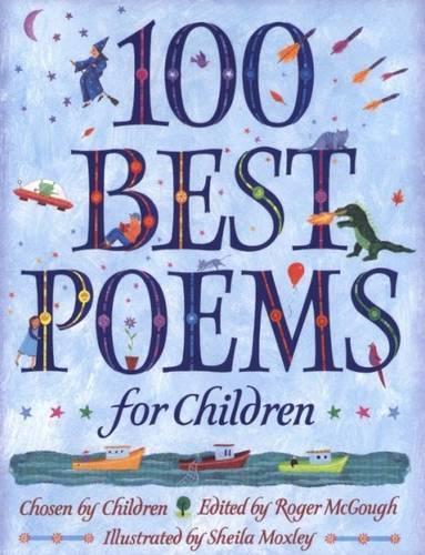 100 Best Poems for Children (Paperback)
