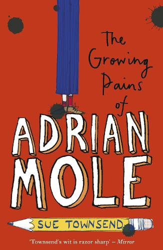 The Growing Pains of Adrian Mole - Adrian Mole (Paperback)