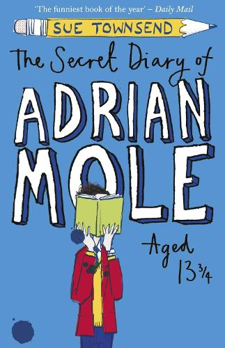 The Secret Diary of Adrian Mole Aged 13 3/4 (Paperback)