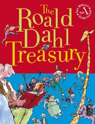 The Roald Dahl Treasury (Paperback)