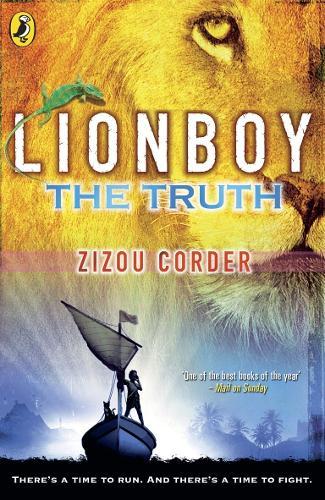 Lionboy: The Truth - Lionboy (Paperback)