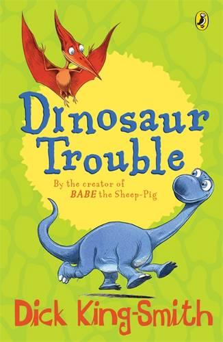 Dinosaur Trouble (Paperback)
