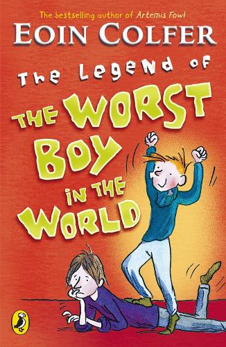 The Legend of the Worst Boy in the World (Paperback)