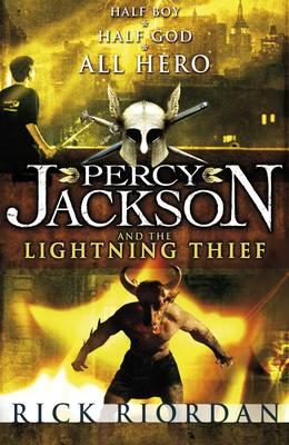 Percy Jackson and the Lightning Thief - Percy Jackson (Paperback)