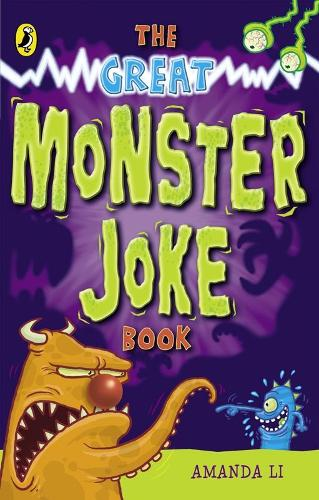The Great Monster Joke Book (Paperback)