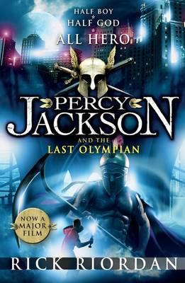 Percy Jackson and the Last Olympian - Percy Jackson (Paperback)