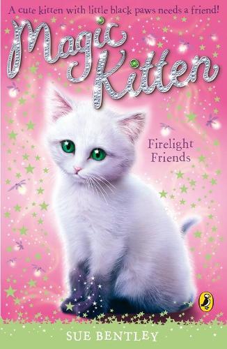 Magic Kitten: Firelight Friends - Magic Kitten (Paperback)