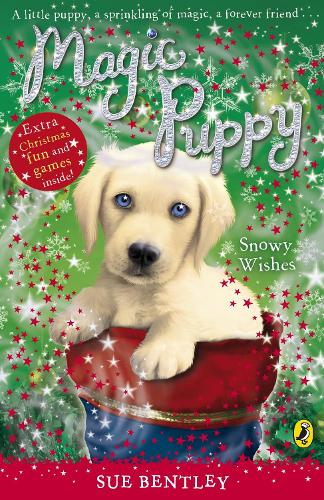 Magic Puppy: Snowy Wishes - Magic Puppy (Paperback)