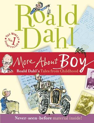 More About Boy: Tales of Childhood (Paperback)