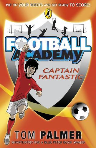 Football Academy: Captain Fantastic (Paperback)