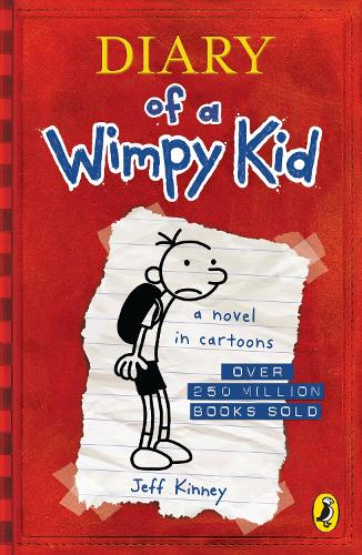 Diary Of A Wimpy Kid (Book 1) - Diary of a Wimpy Kid (Paperback)