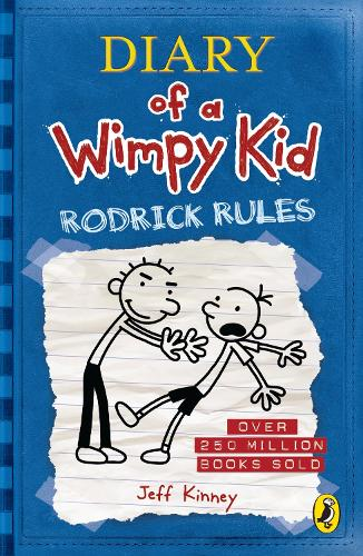 Diary of a Wimpy Kid: Rodrick Rules (Diary of a Wimpy Kid Book 2) - Diary of a Wimpy Kid (Paperback)