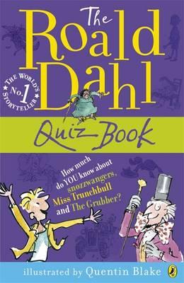 The Roald Dahl Quiz Book (Paperback)