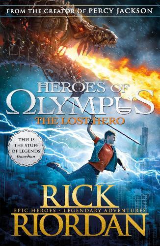 The Lost Hero (Heroes of Olympus Book 1) - Heroes of Olympus (Paperback)