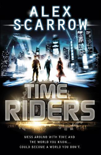 TimeRiders (Book 1) - TimeRiders (Paperback)
