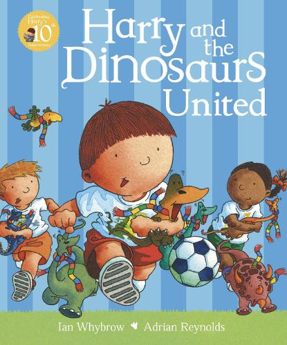 Harry and the Dinosaurs United - Harry and the Dinosaurs (Paperback)