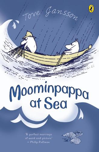 Moominpappa at Sea - Moomins Fiction (Paperback)