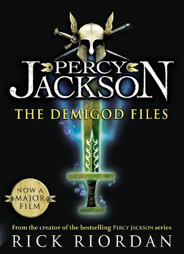 Percy Jackson: The Demigod Files - Percy Jackson (Paperback)