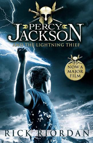 Percy Jackson and the Lightning Thief (Film Tie-in) - Percy Jackson (Paperback)